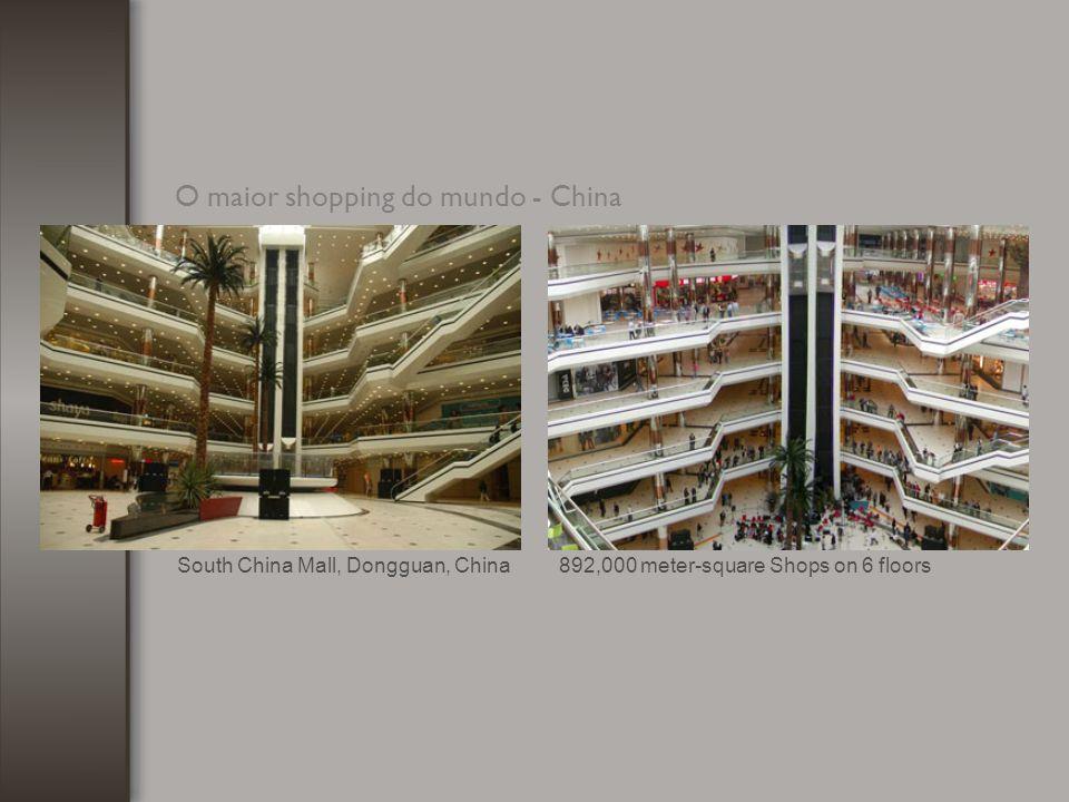 O maior complexo de escritórios do mundo - Chicago