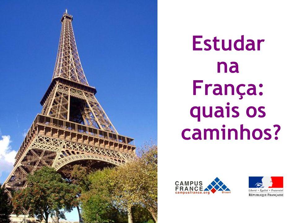 Estudar na França: quais os caminhos?