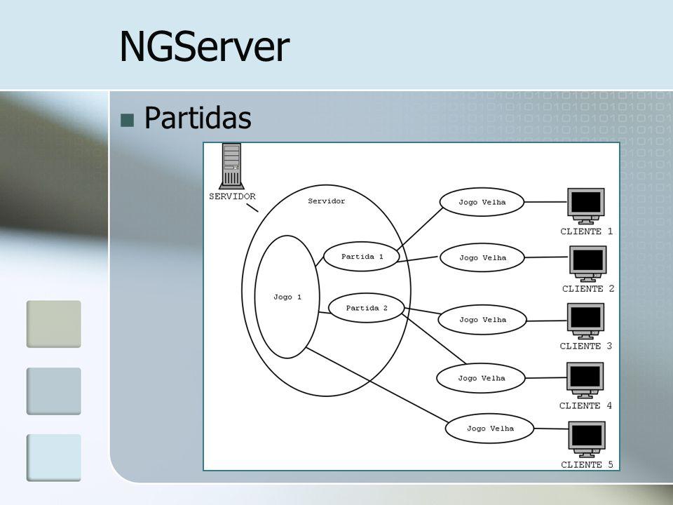NGServer Partidas