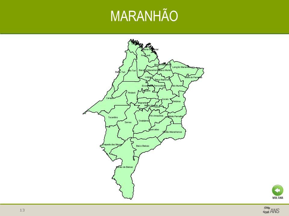 13 MARANHÃO