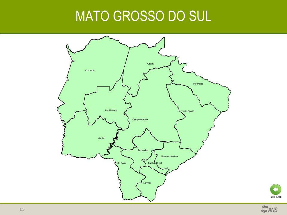 15 MATO GROSSO DO SUL