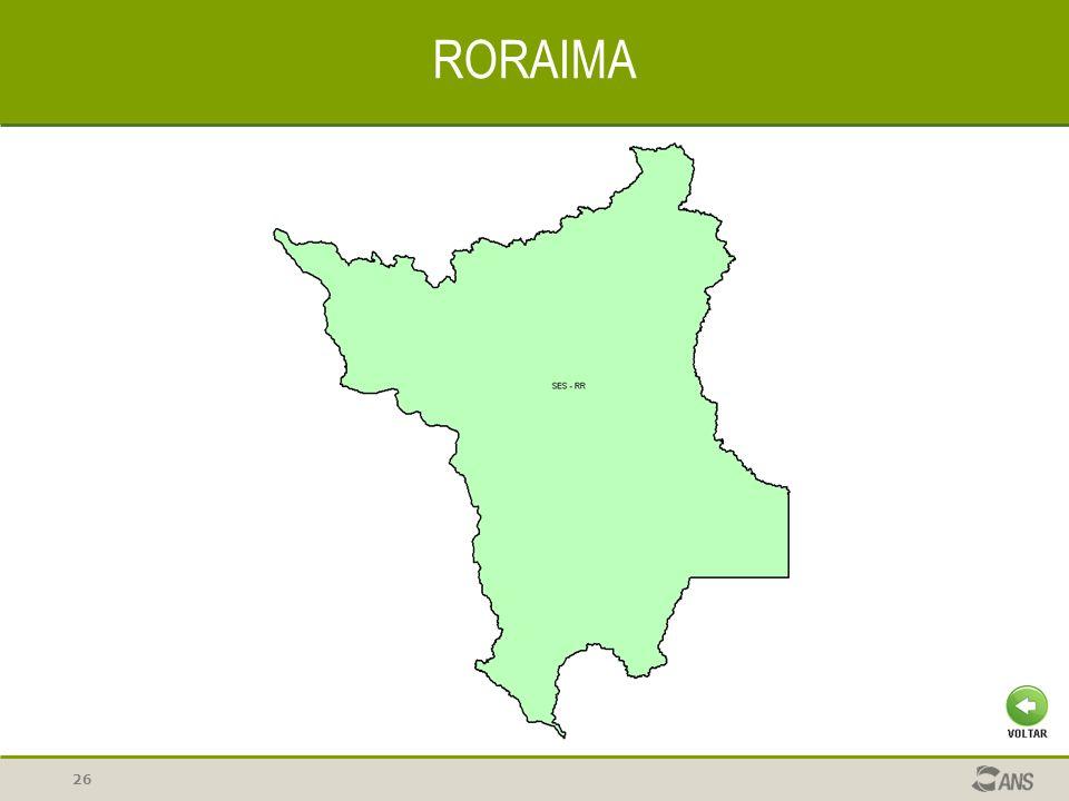 26 RORAIMA