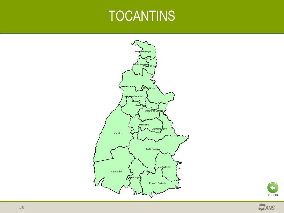 30 TOCANTINS