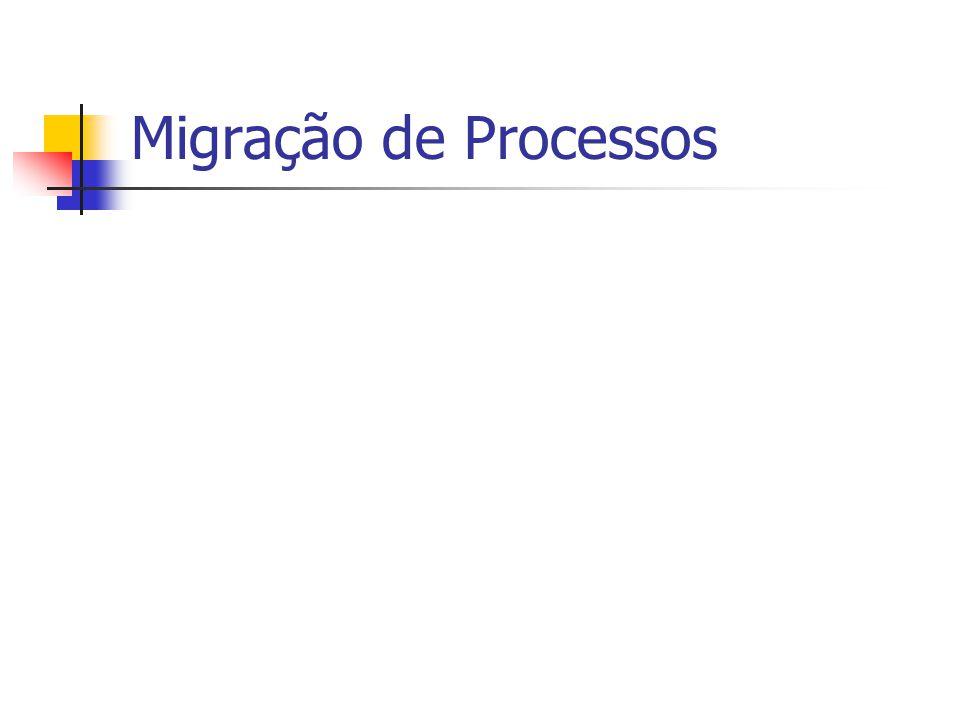 Migração de Processos