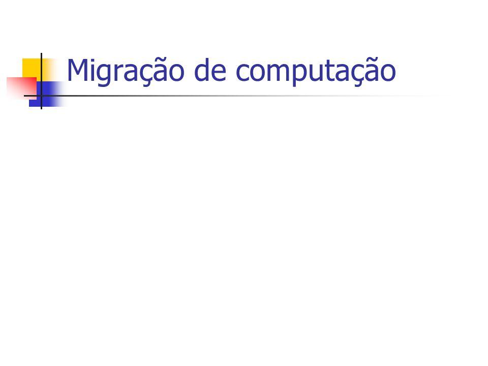 Migração de computação