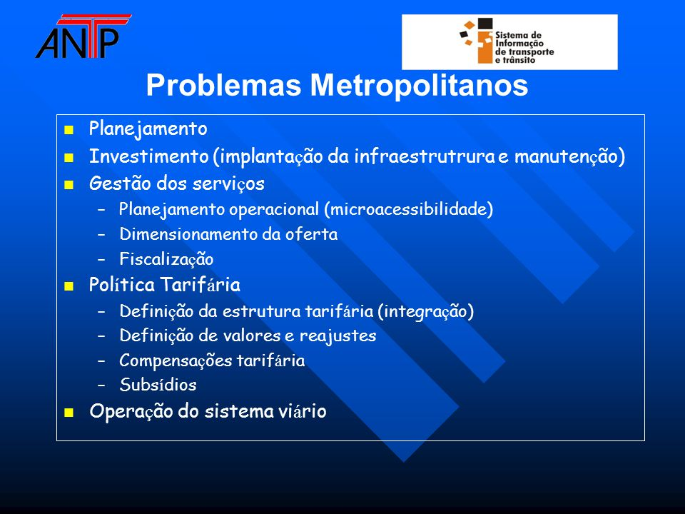 Impacto dos descontos nas tarifas de ônibus Fonte: NTU