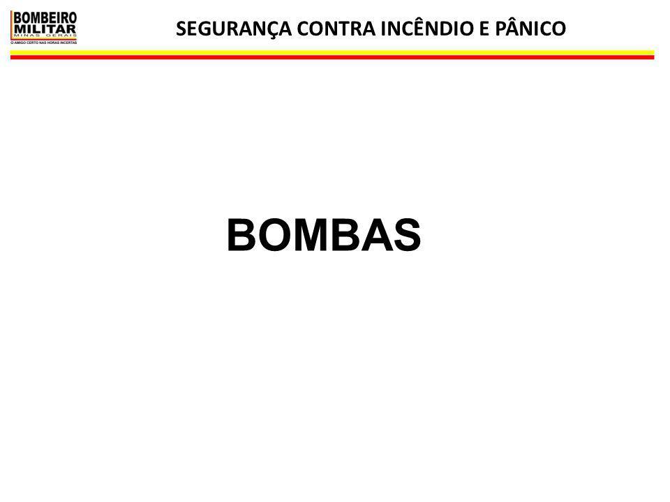 SEGURANÇA CONTRA INCÊNDIO E PÂNICO 32 BOMBAS