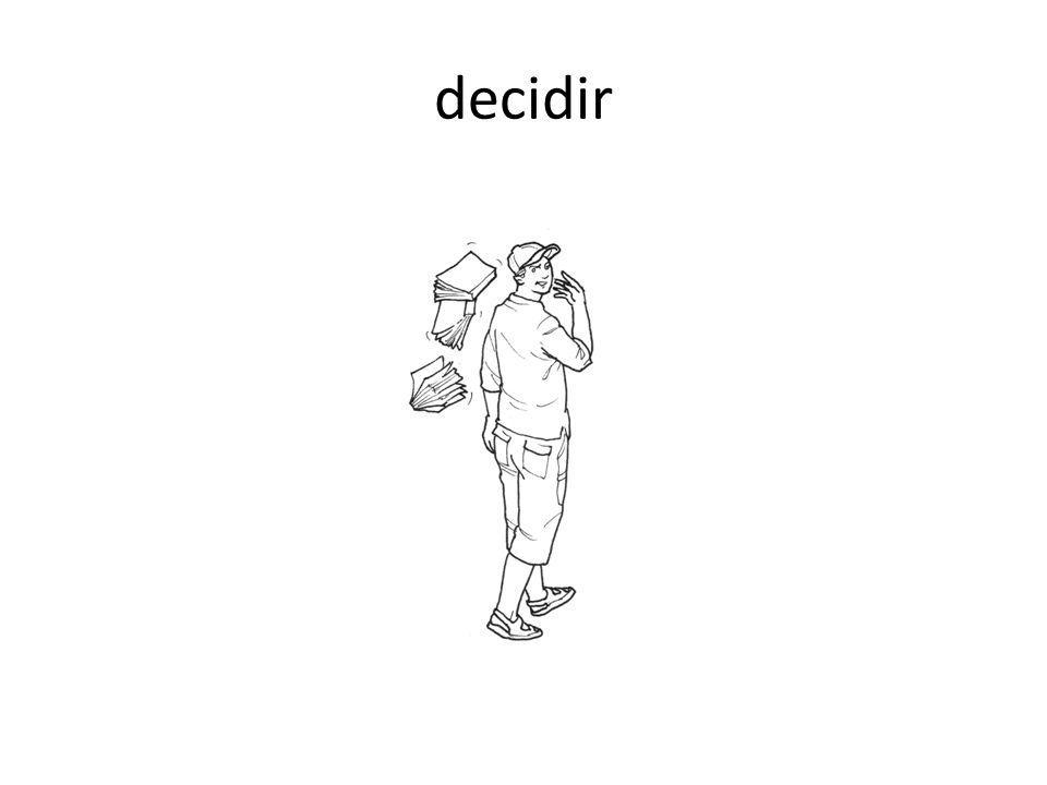 decidir
