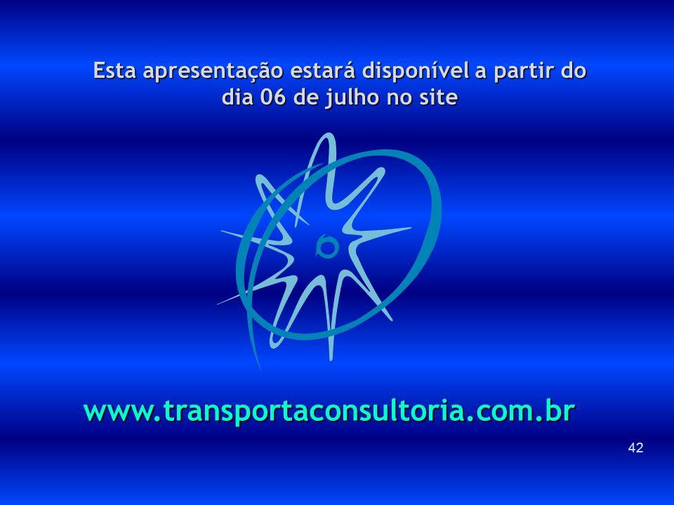 Juiz de Fora 30 junho 2009III FÓRUM MINEIRO DAS COMSETs O Transporte Público para um Trânsito Melhor Esta apresentação estará disponível a partir do d