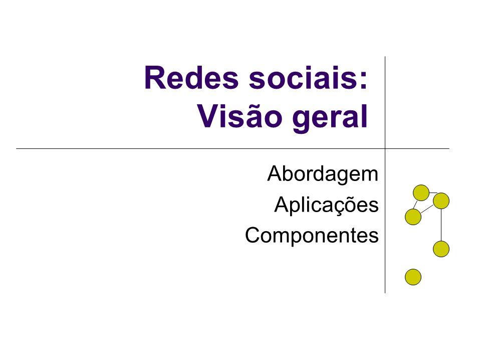 Exemplo de formato de questionário Who talks to whom about what and via which media.