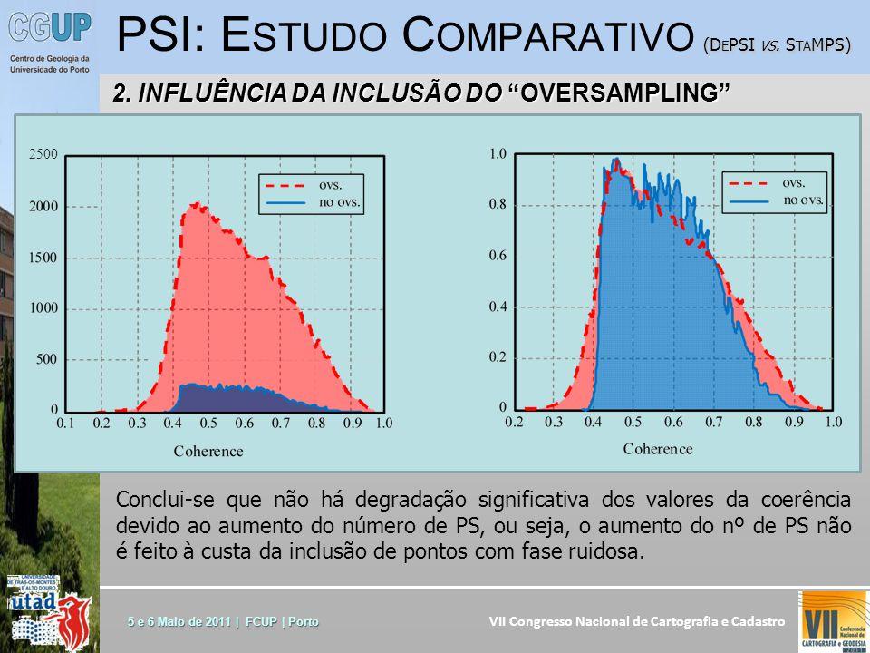VII Congresso Nacional de Cartografia e Cadastro 5 e 6 Maio de 2011 | FCUP | Porto 2.