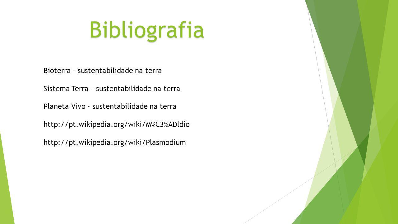 Bibliografia Bioterra - sustentabilidade na terra Sistema Terra - sustentabilidade na terra Planeta Vivo - sustentabilidade na terra http://pt.wikiped