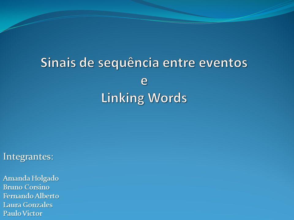 Integrantes: Amanda Holgado Bruno Corsino Fernando Alberto Laura Gonzales Paulo Victor