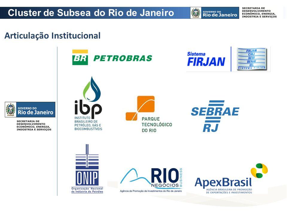 Articulação Institucional Cluster de Subsea do Rio de Janeiro