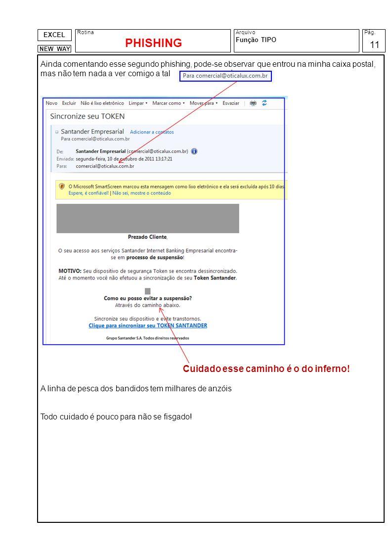 Arquivo Função TIPO Pág.