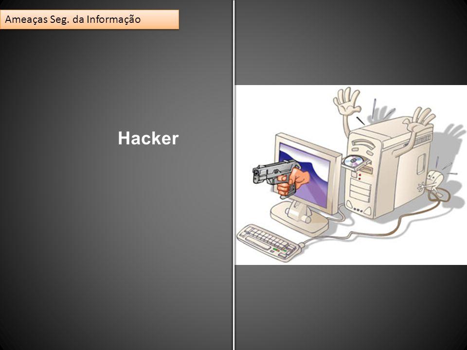 Hacker Ameaças Seg. da Informação