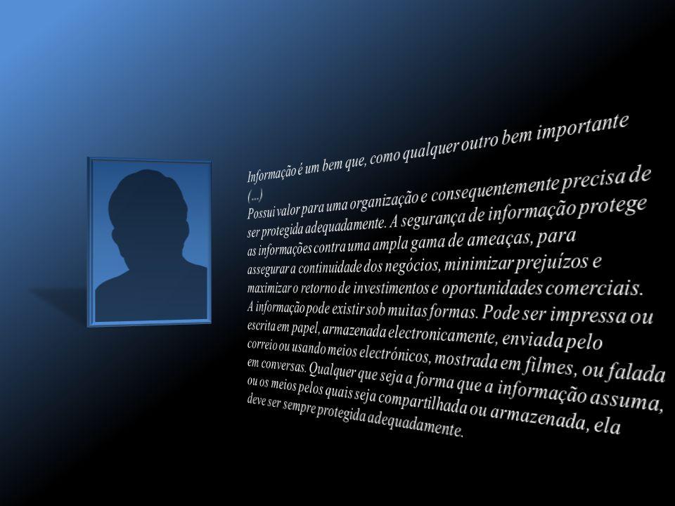Wireless específico Mecanismos de Protecção Seg. da Informação