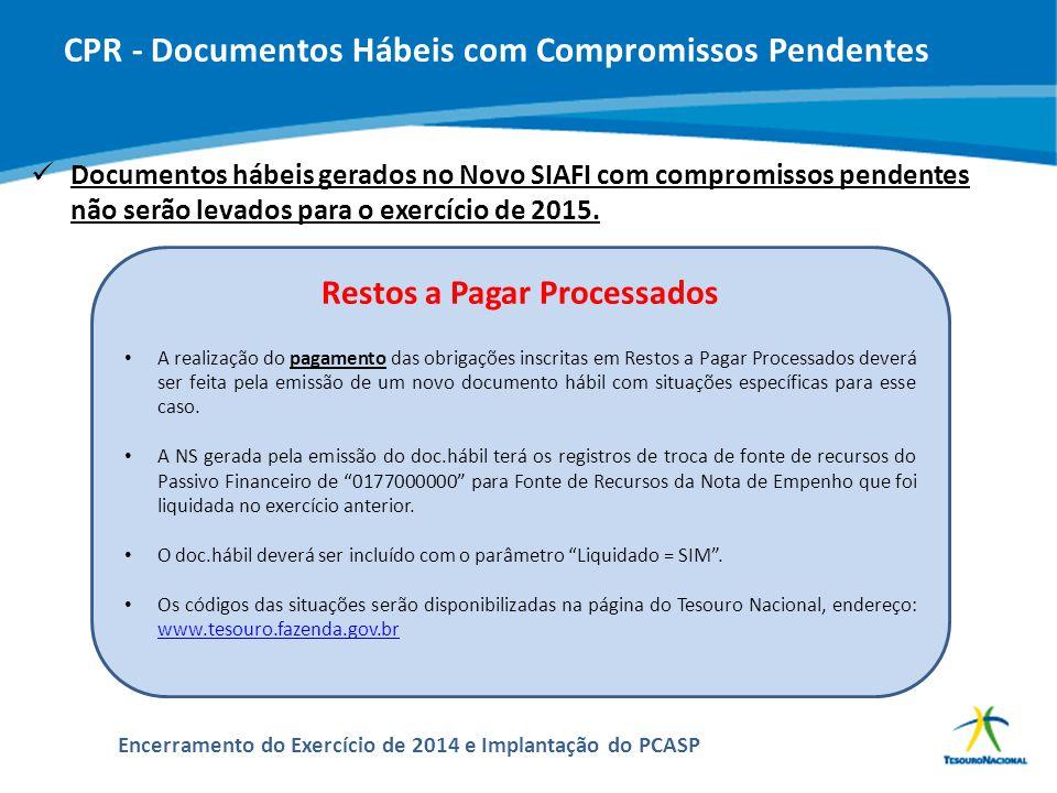 ABOP Slide 131 XI Semana de Administração Orçamentária, Financeira e de Contratações Públicas Encerramento do Exercício de 2014 e Implantação do PCASP