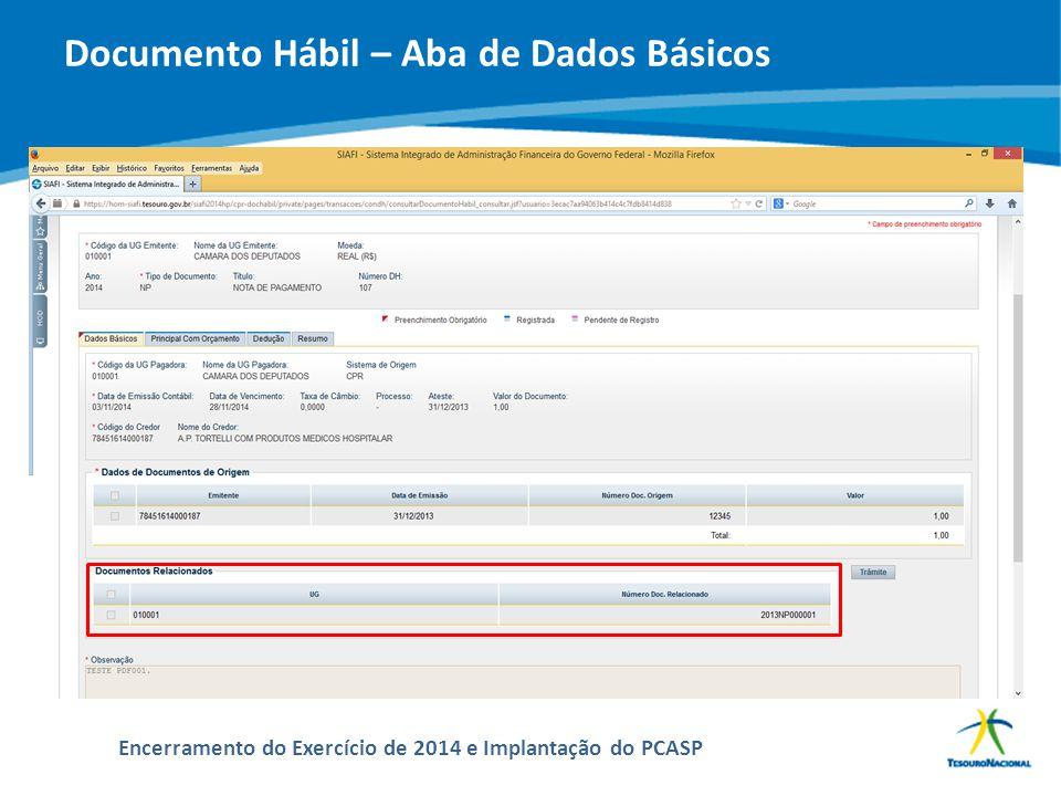 ABOP Slide 135 XI Semana de Administração Orçamentária, Financeira e de Contratações Públicas Encerramento do Exercício de 2014 e Implantação do PCASP