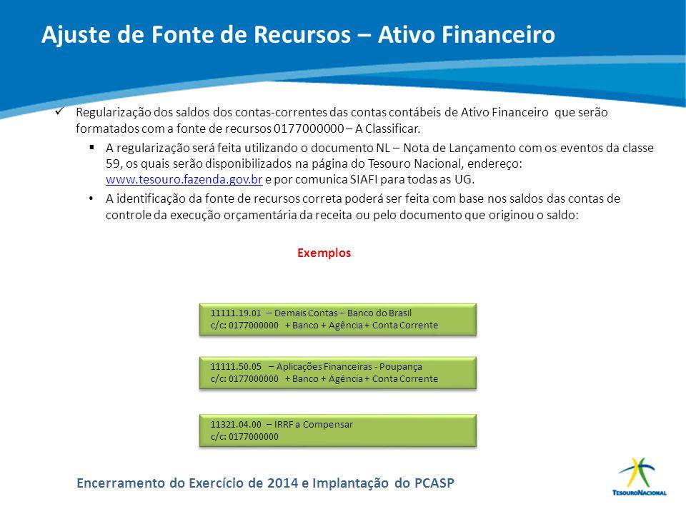 ABOP Slide 143 XI Semana de Administração Orçamentária, Financeira e de Contratações Públicas Encerramento do Exercício de 2014 e Implantação do PCASP