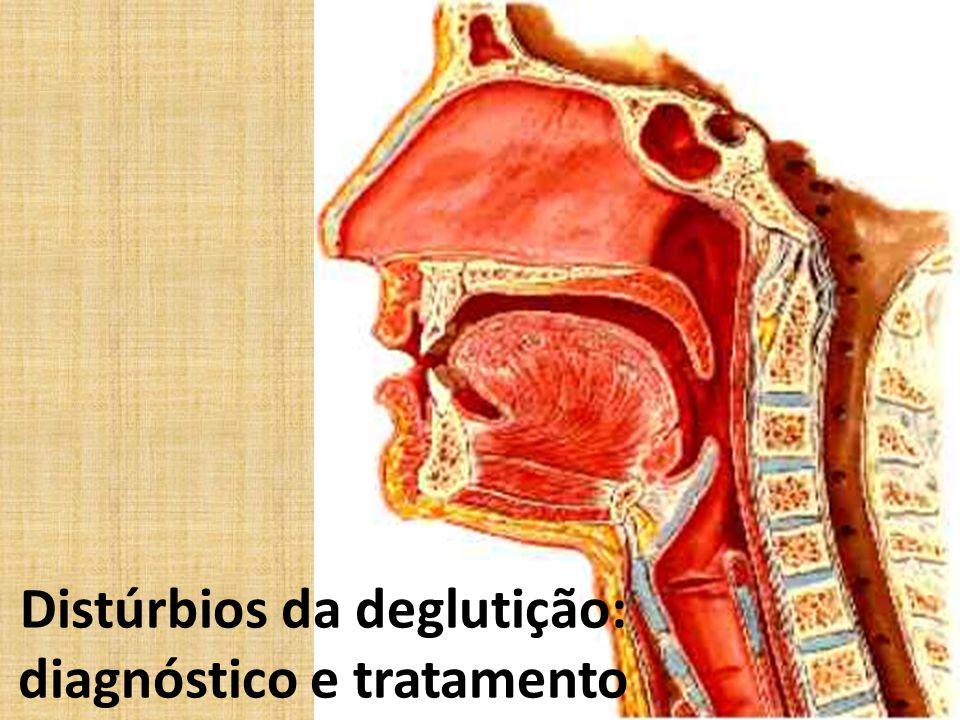 Distúrbios da deglutição: diagnóstico e tratamento