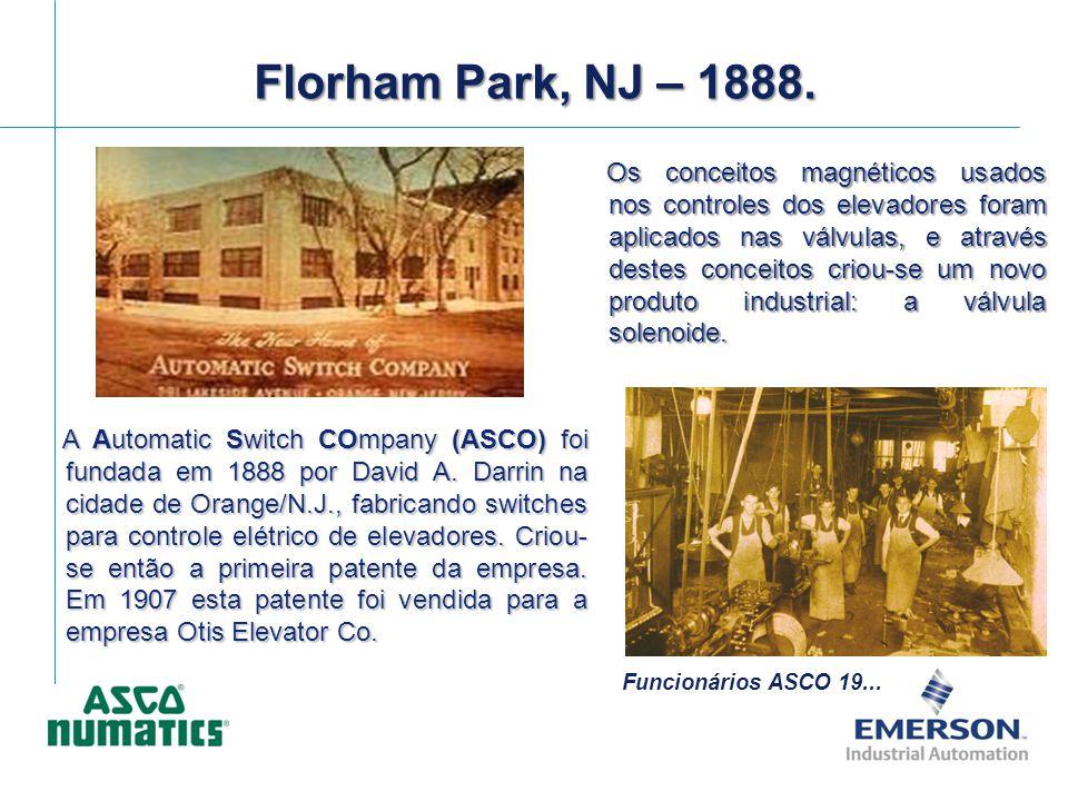 FLORHAM PARK NJ 450,000 SQ.FT.