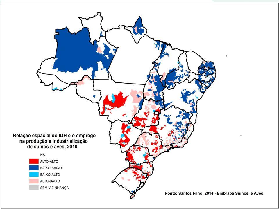 Qualidade da água e ração MAPA - Instrução Normativa 4 de 2007