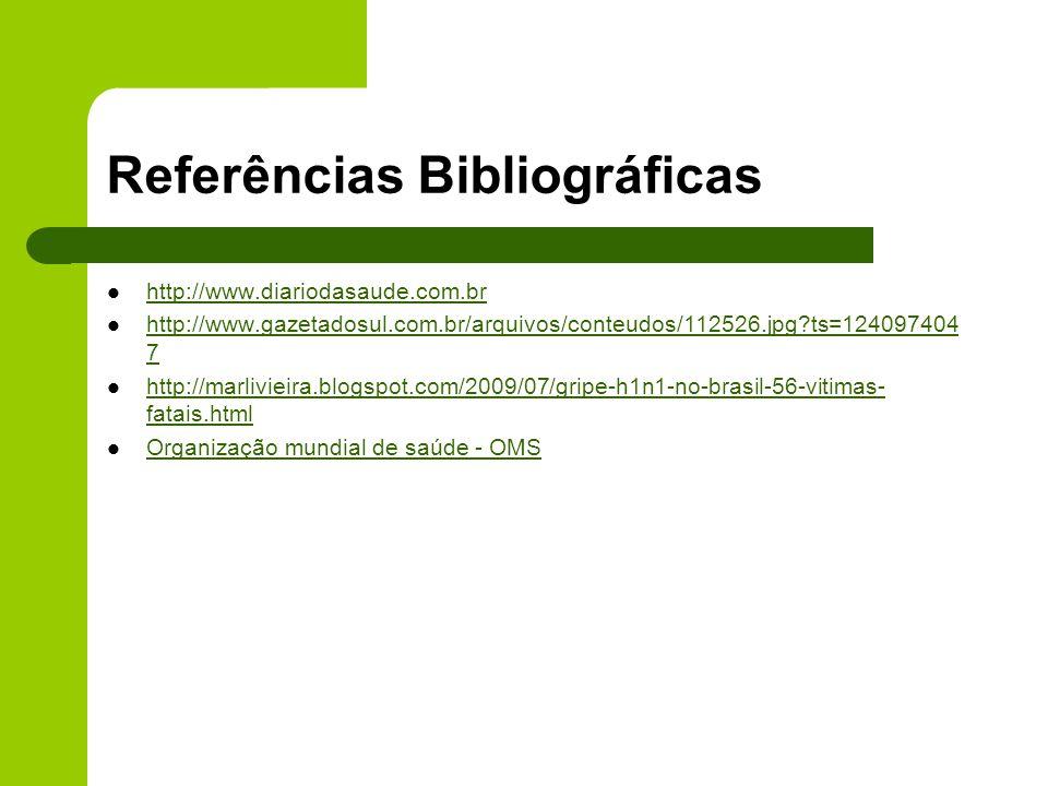 Referências Bibliográficas http://www.diariodasaude.com.br http://www.gazetadosul.com.br/arquivos/conteudos/112526.jpg?ts=124097404 7 http://www.gazet