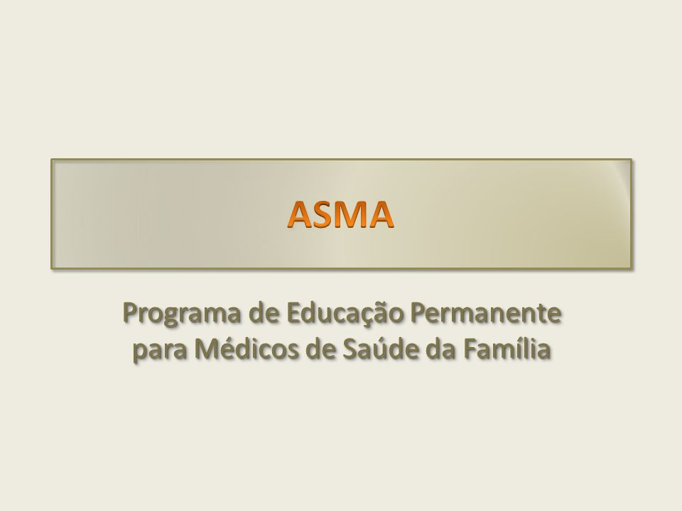 Programa de Educação Permanente para Médicos de Saúde da Família