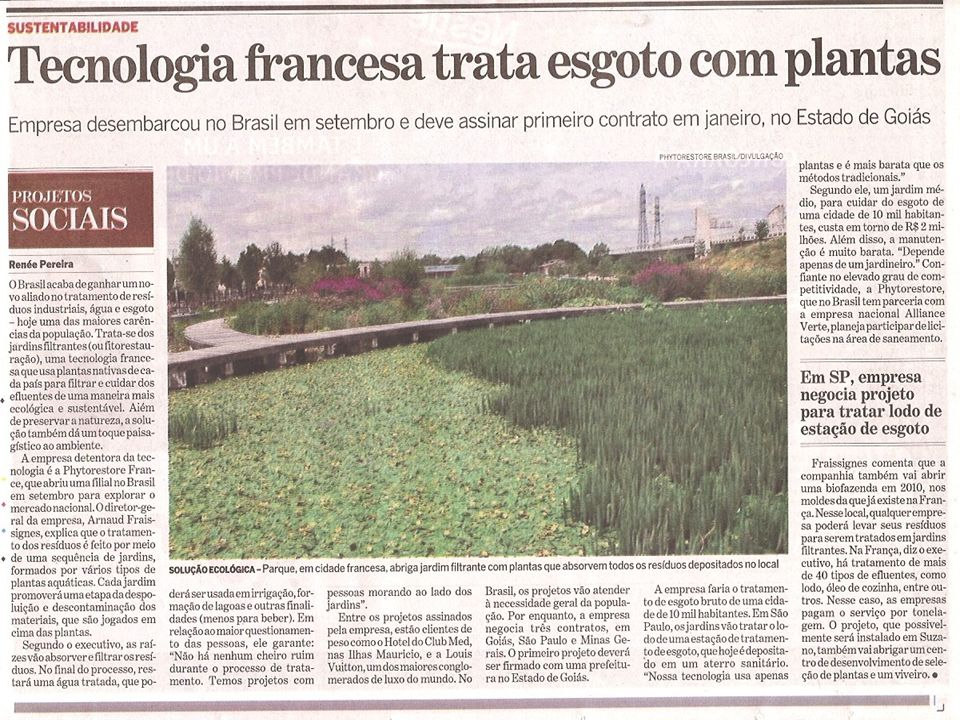 Parque em Nanterre. (França) Despoluição do Rio Sena.