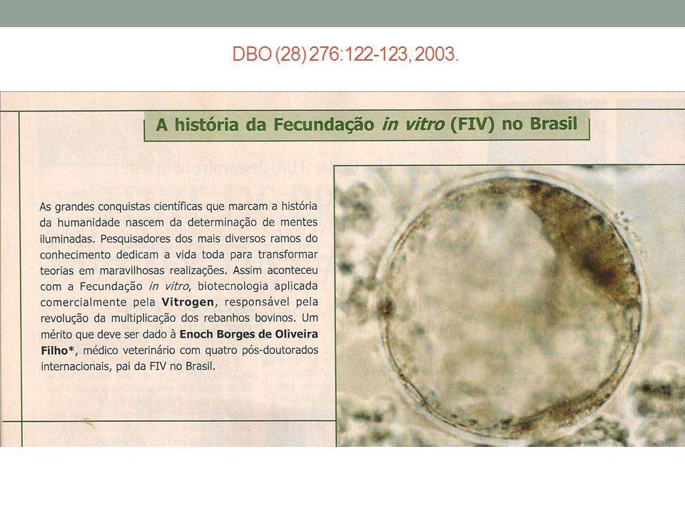 DBO (28) 276:122-123, 2003.