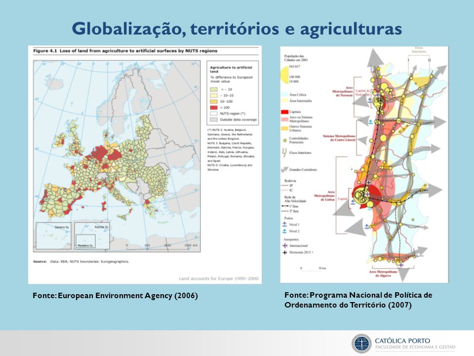 50 anos de PAC e o futuro Why did the Common Agricultural Policy (CAP) need a reform.