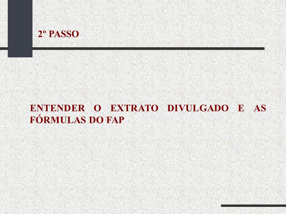 Nexos Acidentários  Acidentes caracterizados unilateralmente, apenas com base no relato e nos documentos apresentados pelo trabalhador.