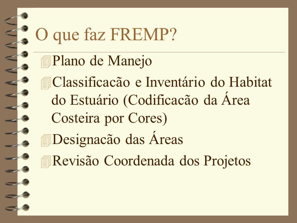 O que faz FREMP.