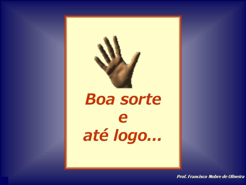 Prof. Francisco Nobre de Oliveira PRINCÍPIOS FUNDAMENTAIS DA CONTABILIDADE COMPETÊNCIA As receitas e despesas devem ser incluídas na apuração do resul