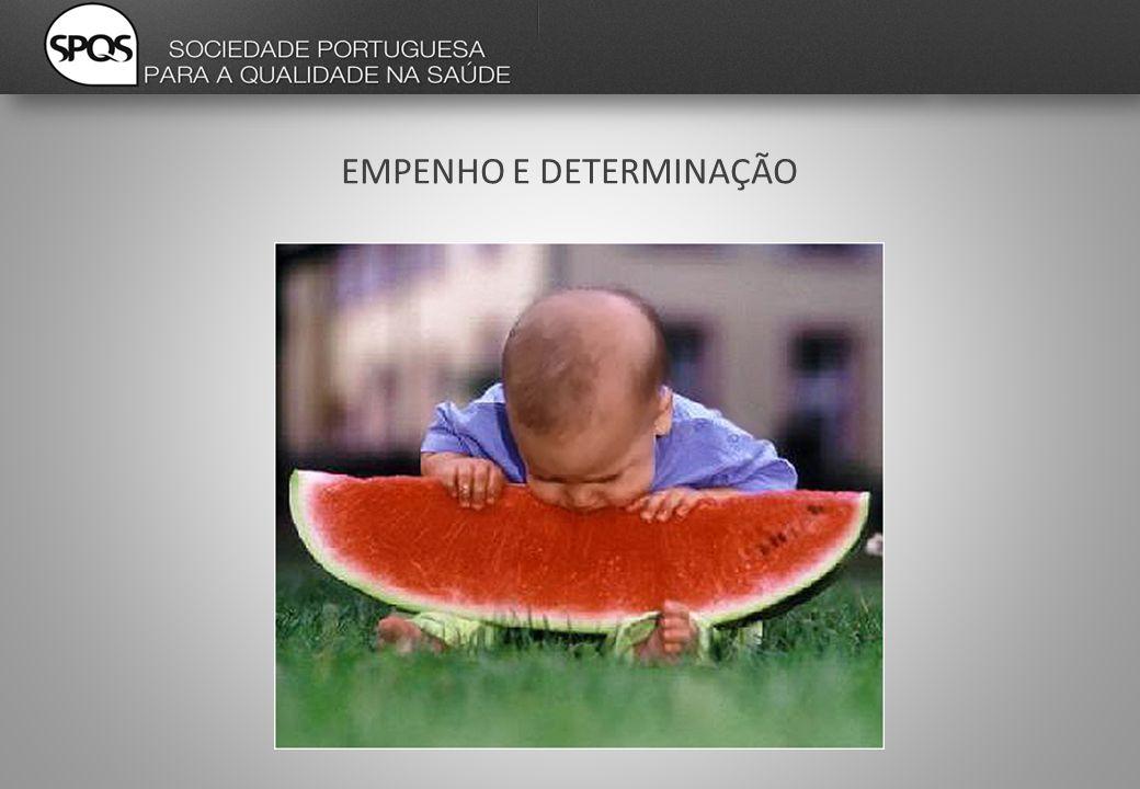 EMPENHO E DETERMINAÇÃO