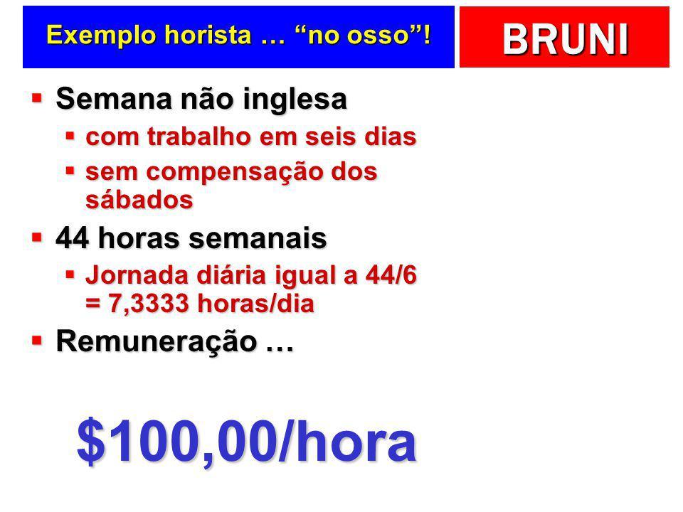 """BRUNI Mão de Obra e Gastos """"Diz-se que, no Brasil, o trabalhador ganha muito pouco e custa muito caro"""" Efeito dos encargos e benefícios sobre as folha"""