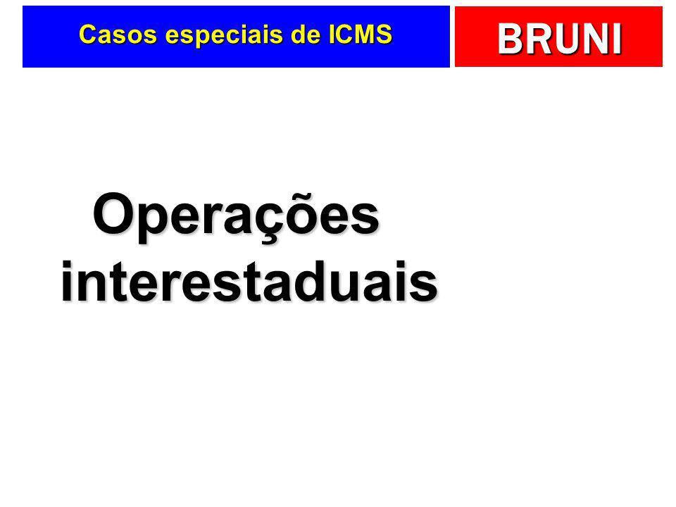 BRUNI Solução …  O elo primário da cadeia assume o pagamento pelos demais contribuintes ICMS Normal: $17,00 (-) Crédito: $0,00 A pagar: $68,00 Fábric