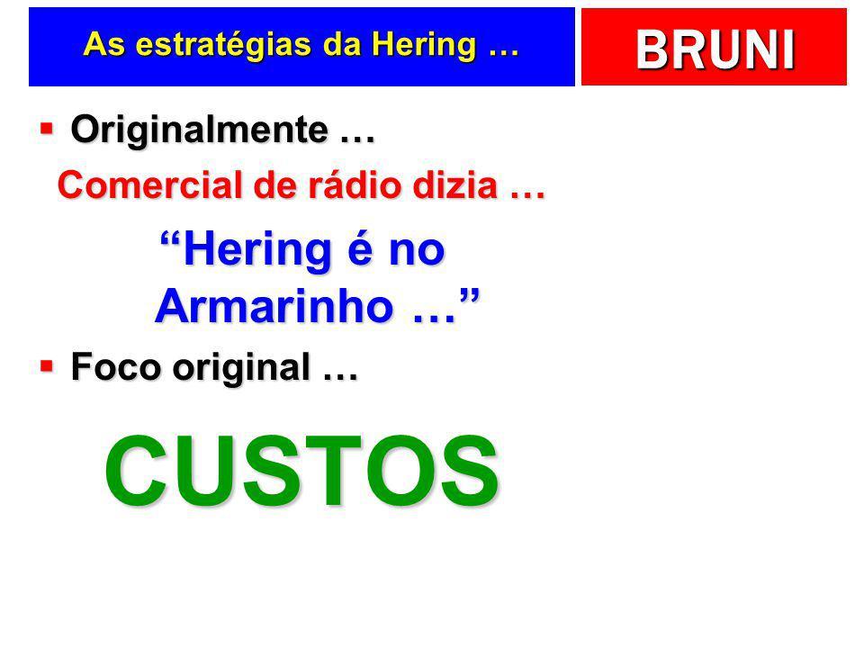 BRUNI Um caso brasileiro Das Roupas Básicas ao Básico com Bossa Leia e discuta o caso da pág. 300