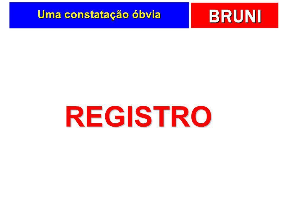 BRUNI Custos sob a ótica da … Contabilidade Financeira Registrar!! !