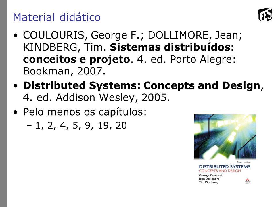 Material didático Artigos e tutoriais online: –P.A.