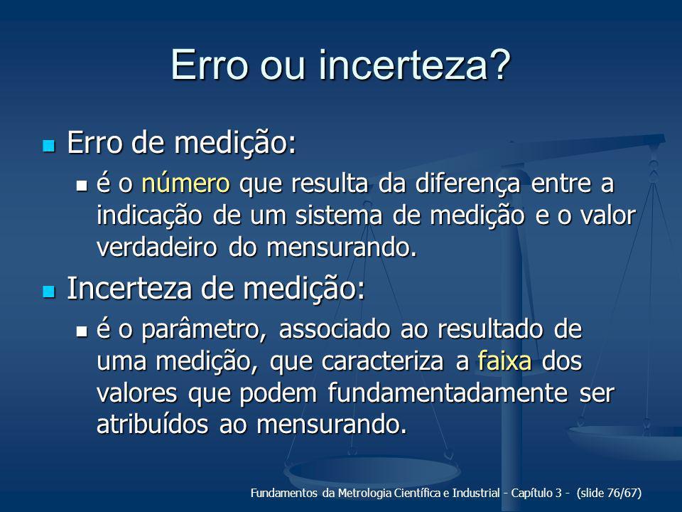www.labmetro.ufsc.br/livroFMCI 3.9 Fontes de erros