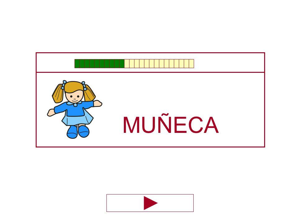 MUÑE … GA CA BA TA