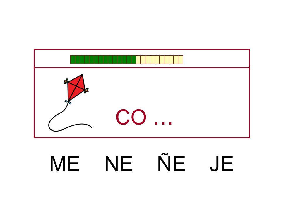 … MO JO GO CO
