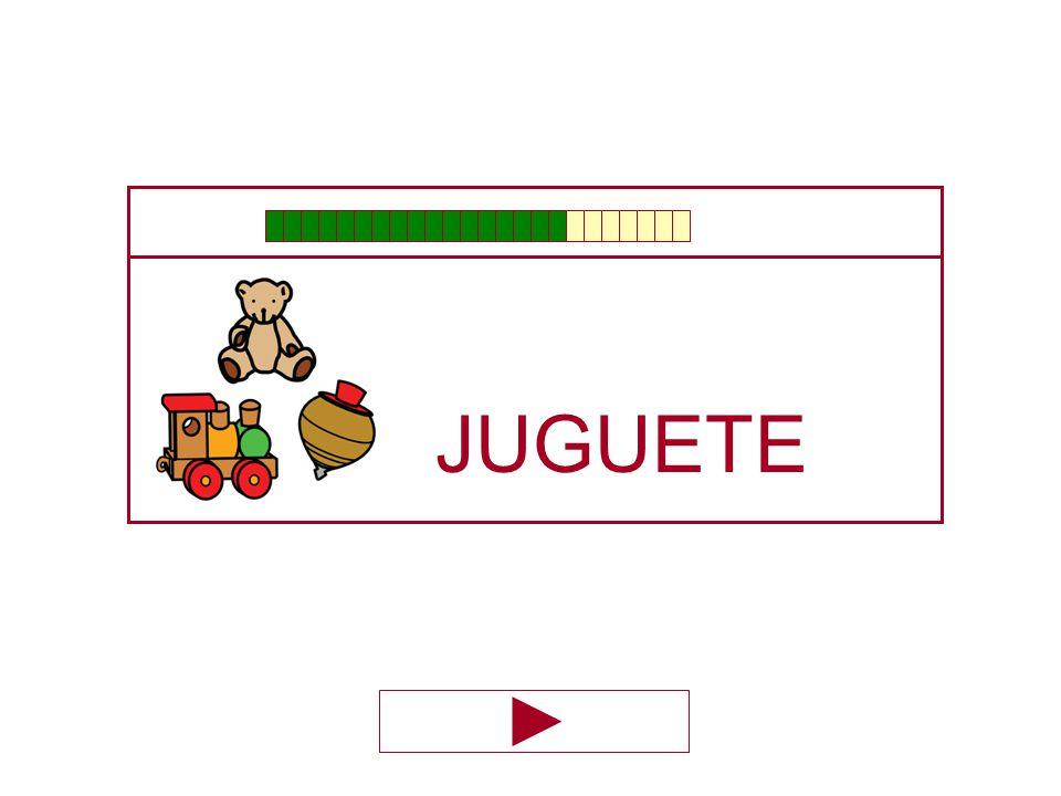 JUGUE … BE QUE PE TE