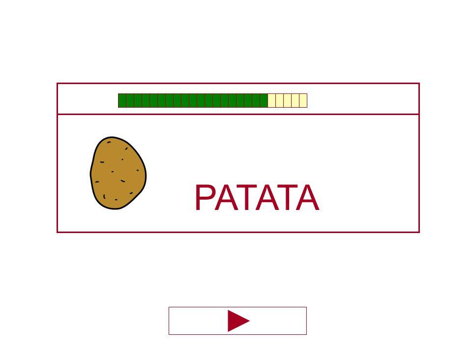 PATA … BA TA GA CA