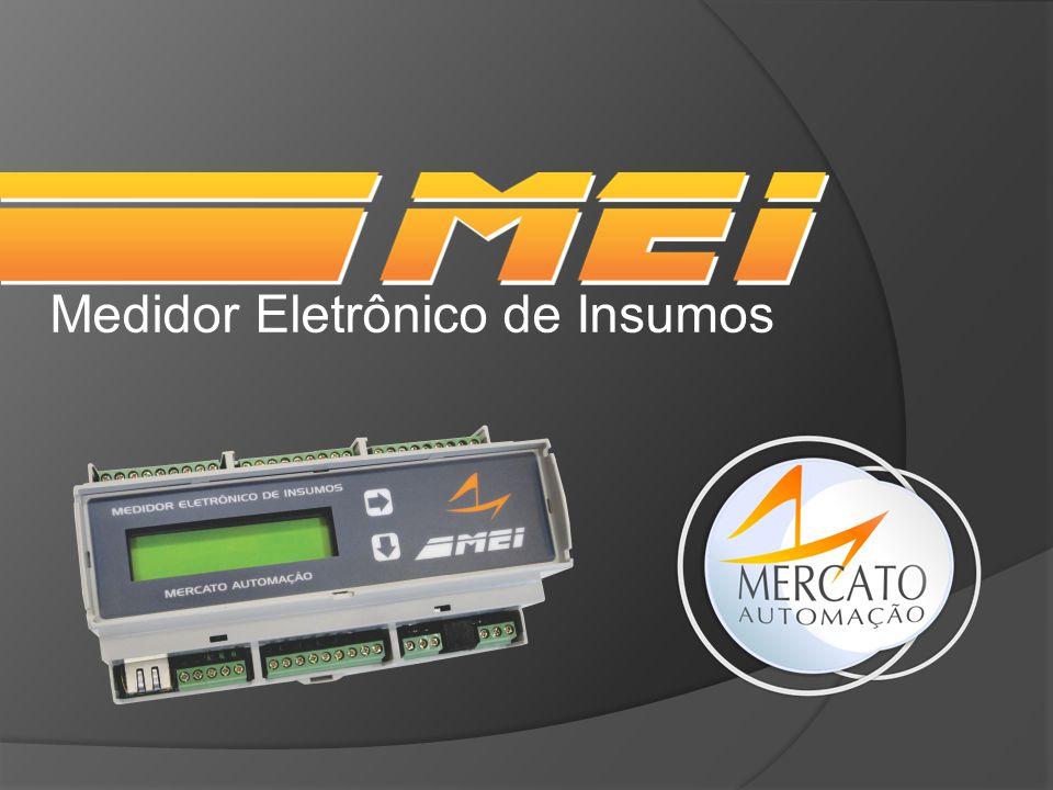 Medidor Eletrônico de Insumos