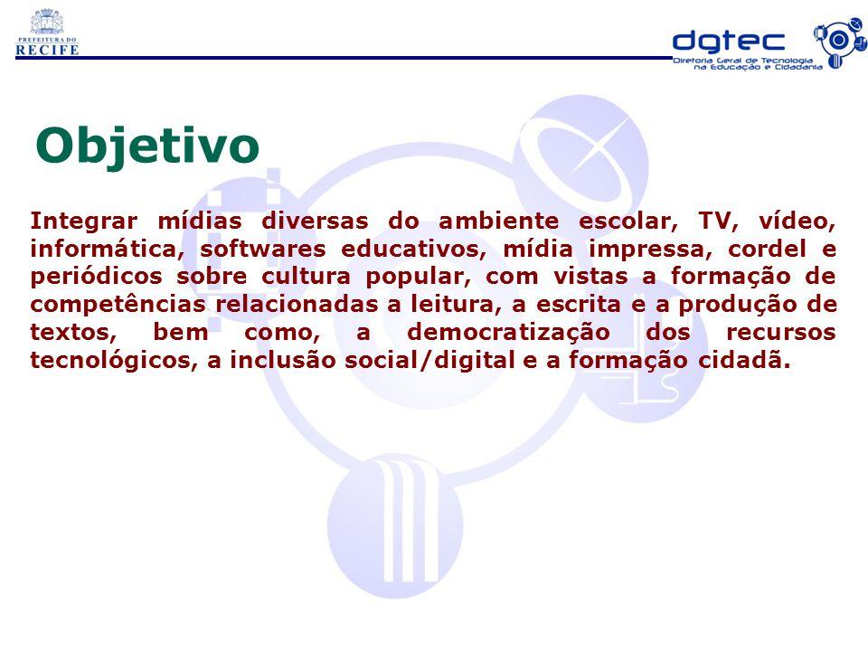 Procedimento Metodológico TV e vídeo – O Recife de Dentro Pra Fora – Kátia Mezel.