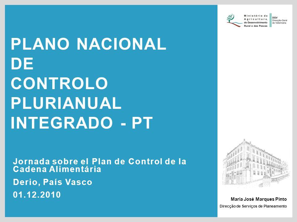 Objectivo estratégico 1.Avaliação do cumprimento das regras impostas no Programa Sanitário Anual e no acompanhamento das zonas controladas.