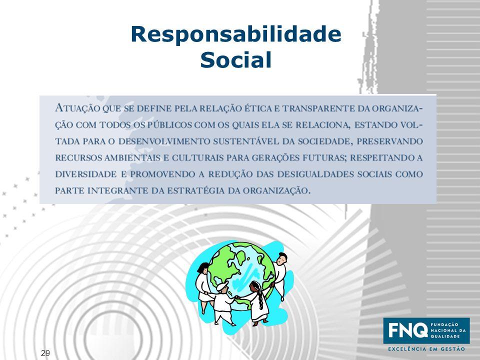 29 Responsabilidade Social